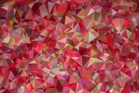 abstraction background vector illustration. triangles geometric texture avant-garde and house  Illustration