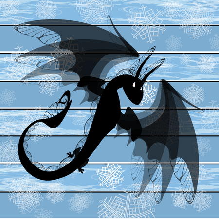 Dragon icon.
