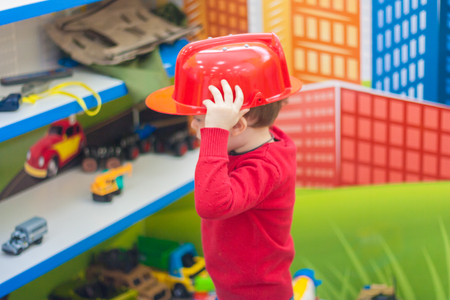 the youngster is young. fire safety rules for children