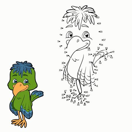 game bird: Numbers game (bird)