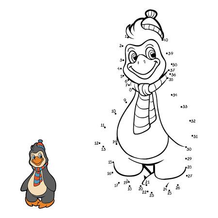 flightless: Numbers game (penguin)