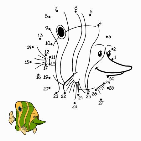 game fish: Numbers game (fish)