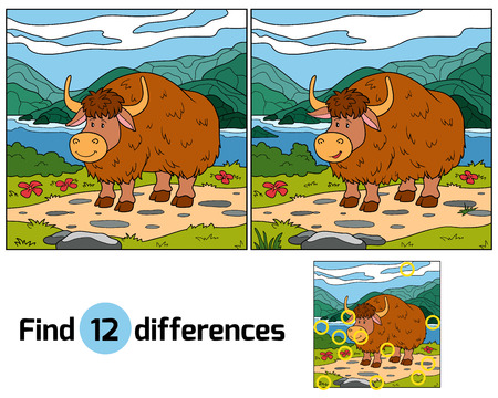 yak: Find differences (yak)