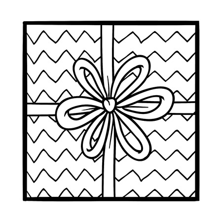 coloration: Coloring book for children, Gift Illustration