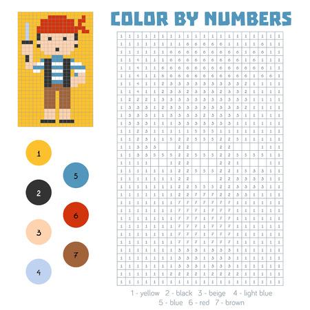 Fantastisch Minecraft Farben Nach Anzahl Der Arbeitsblätter Ideen ...