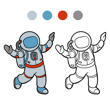 Imagenes De Astronautas Para Nios. Good Cohete Espacial Dibujo Para ...