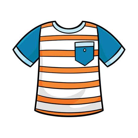 Cartoon vector illustration for children, T-shirt