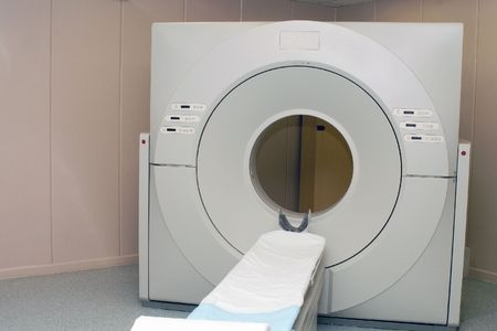 Tomographic scanner in the hospital