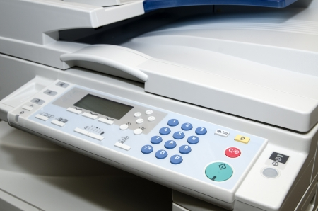 office printer: multifunction printer