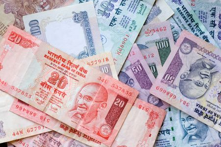 foreign currency: indian rupees