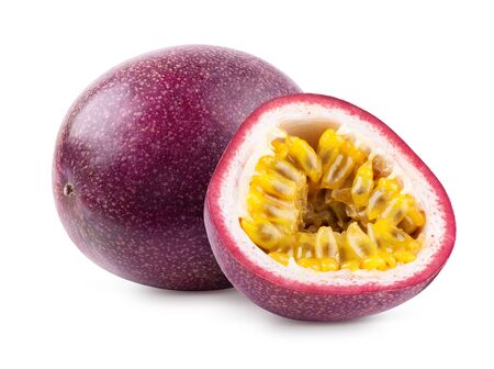 Passion fruit isolated Stock fotó