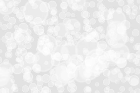 silver: bokeh silver background