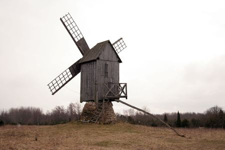 peasantry: mill