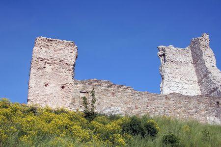 processions: ruins