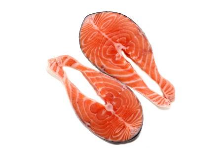 white salmon river: steak