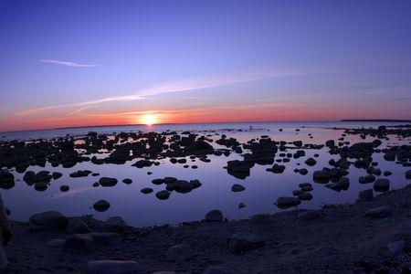 Sea landscape Stock Photo - 4686064