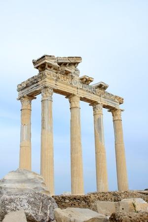 sightseeng: Apollo Temple Stock Photo