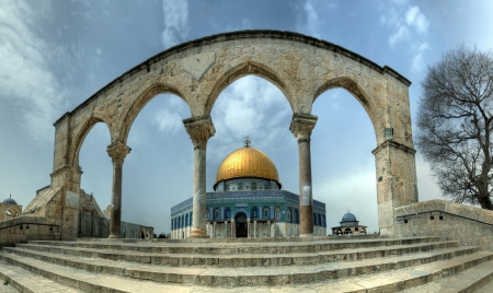 domes: Dome of the Rock