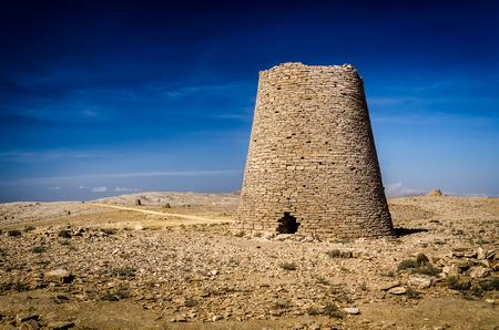 tumbas: Tumbas antiguas de Jaylah - los tholos de Sultanato de Omán