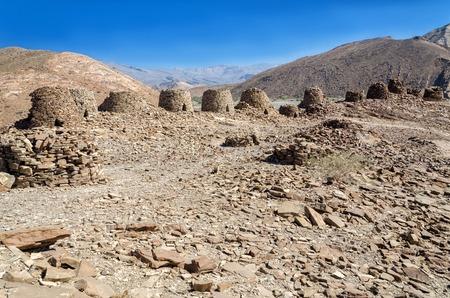 tumbas: Prehistoric Tumbas Torre del Al Ain, las tumbas de la colmena del Sultanato de Om�n