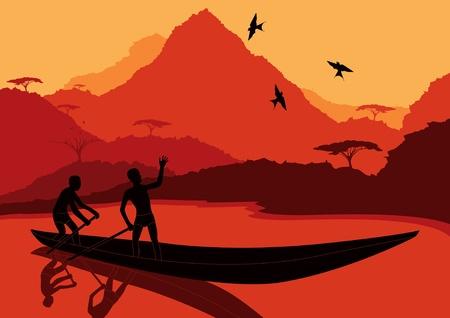 acacia: Fisherman