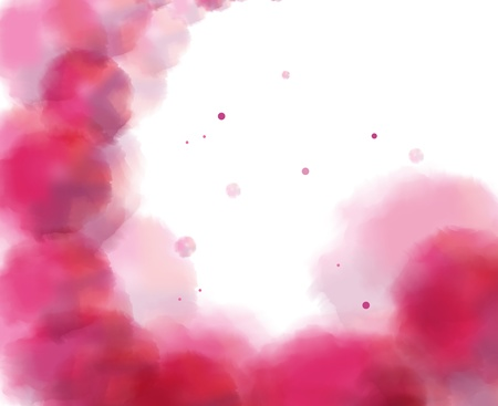 watercolor paper: Abstract watercolor background vector Illustration