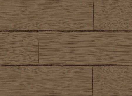 Wood plank texture vector background Illustration