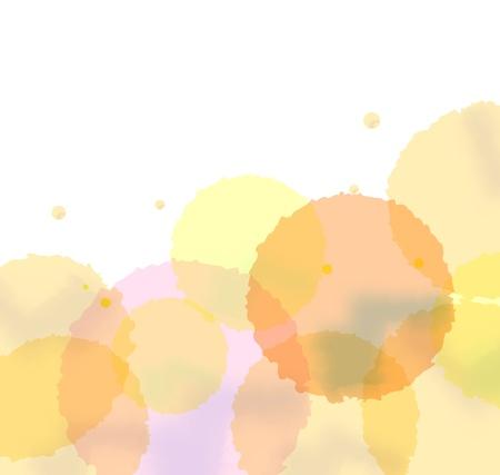 grungy header: Artistic splash vector background card