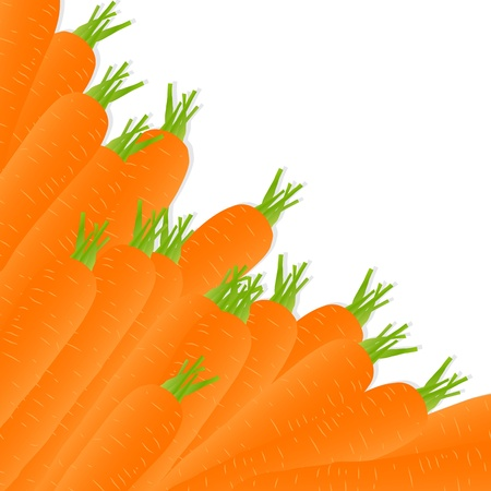 carotene: Carrot background ecology concept