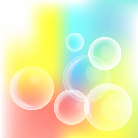Abstract light vector background Stock Vector - 17408023