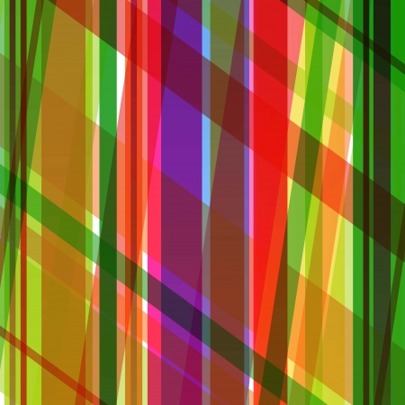 Colorful line background abstract illustration vector Stock Vector - 17871262