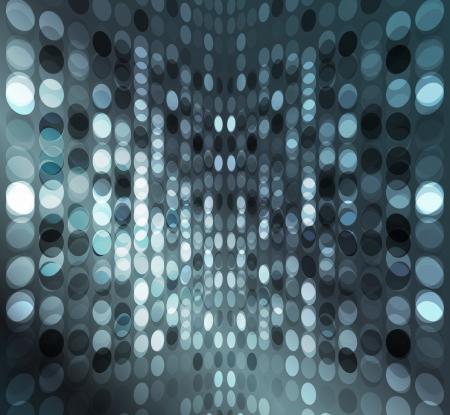 gleam: Lights glitter vector background