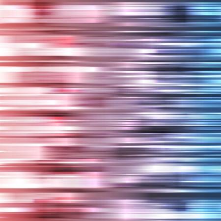 lineas rectas: Straight rosa y azul resumen las líneas de fondo vector plantilla Vectores