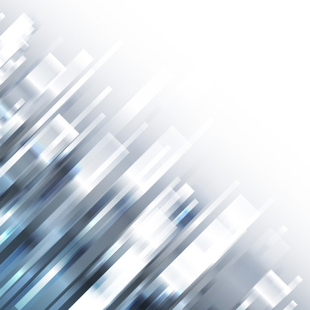 iridescent: Dark blue hi-tech background vector illustration concept template