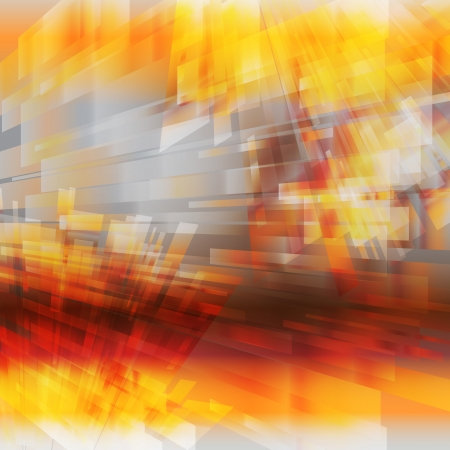 energy mix: Brown, orange, red abstract background vector template concept for poster Illustration