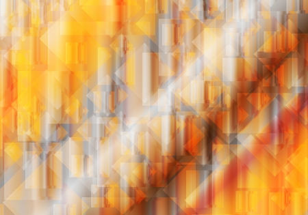 red abstract background: Brown, orange, red abstract background vector template concept for poster Illustration