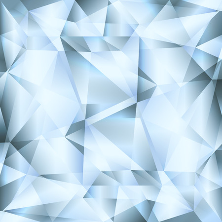 Diamond abstract vector jewelry background concept for poster Vettoriali