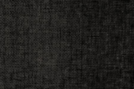 warp: Woven grey and black rough dark thick flat ropes warp textured background