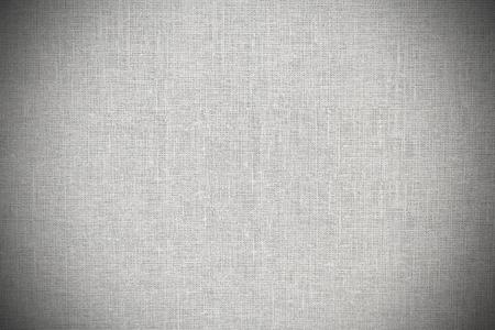 warp: Woven white clean flat warp textured background with black vignette