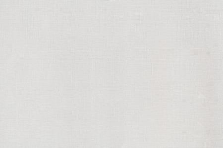 weft: Woven white clean flat warp textured background