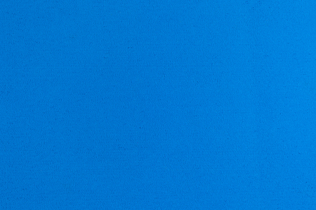 ethylene: Eva foam ethylene vinyl acetate blue surface sponge plush background Stock Photo