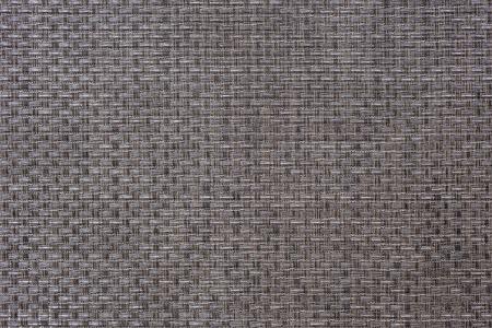 weft: Woven grey thick wire warp textured background