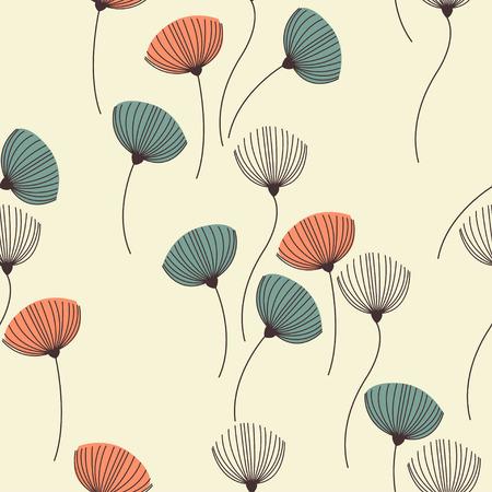 Hintergrund mit Dill. Nahtlose Muster mit Fenchel. Nahtlose Muster für Tapeten verwendet werden, Muster füllt, Web-Seite Hintergrund, Oberflächenstrukturen.