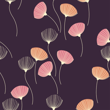 dill: Background with dill. Seamless pattern with fennel. Seamless pattern can be used for wallpaper, pattern fills, web page background, surface textures. Illustration