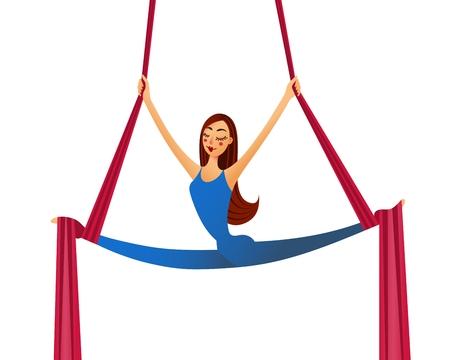 Fly aerial yoga