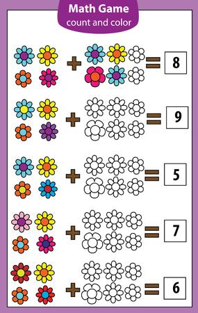 Increíble Matemáticas Hoja Rompecabezas Regalo - hojas de trabajo ...