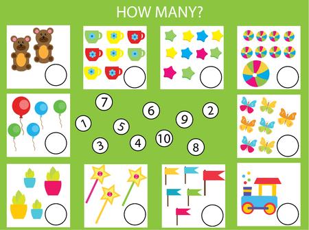Aktivitätsseite Für Kinder. Handschrift Praxis Und Mathematik ...
