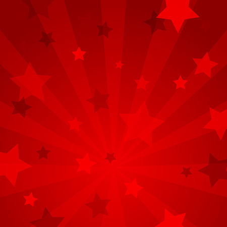 suprise: Abstract background with stars and rays