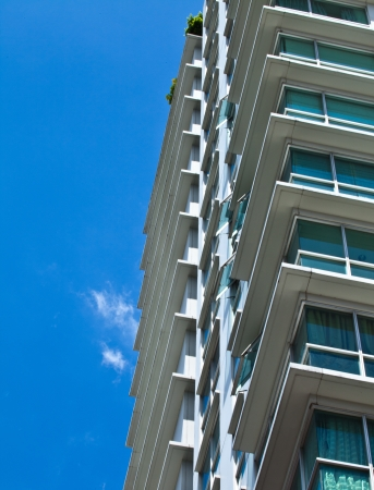 condominium in Bangkok 版權商用圖片