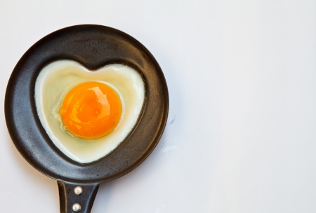 times for your health with fried egg